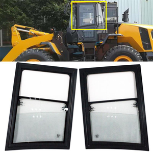 2019 High Quality Construction Vehicle Cab Window Excavator Window