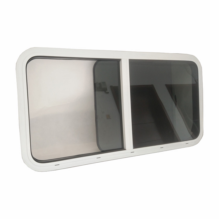Hot selling cheap aluminum caravan RV window